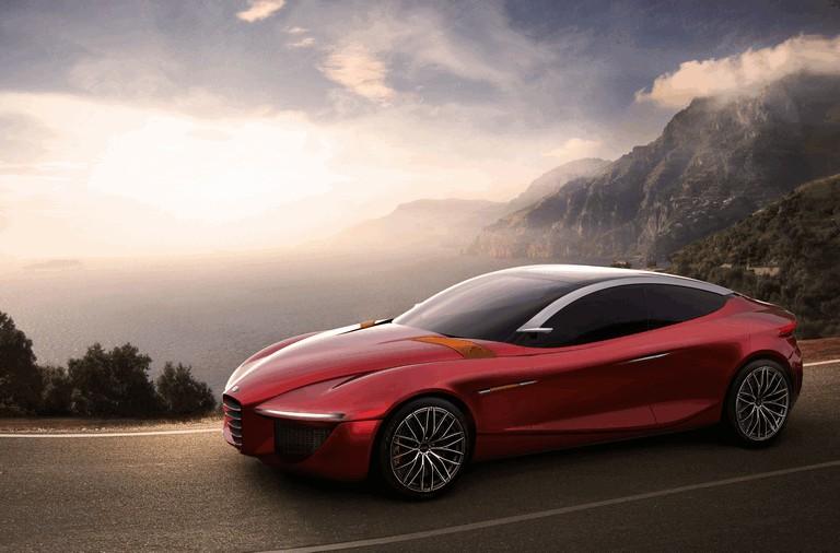 2013 Alfa Romeo Gloria concept by IED 375064