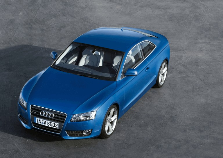 2007 Audi A5 3.0 TDI quattro 216878