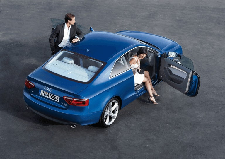 2007 Audi A5 3.0 TDI quattro 216880