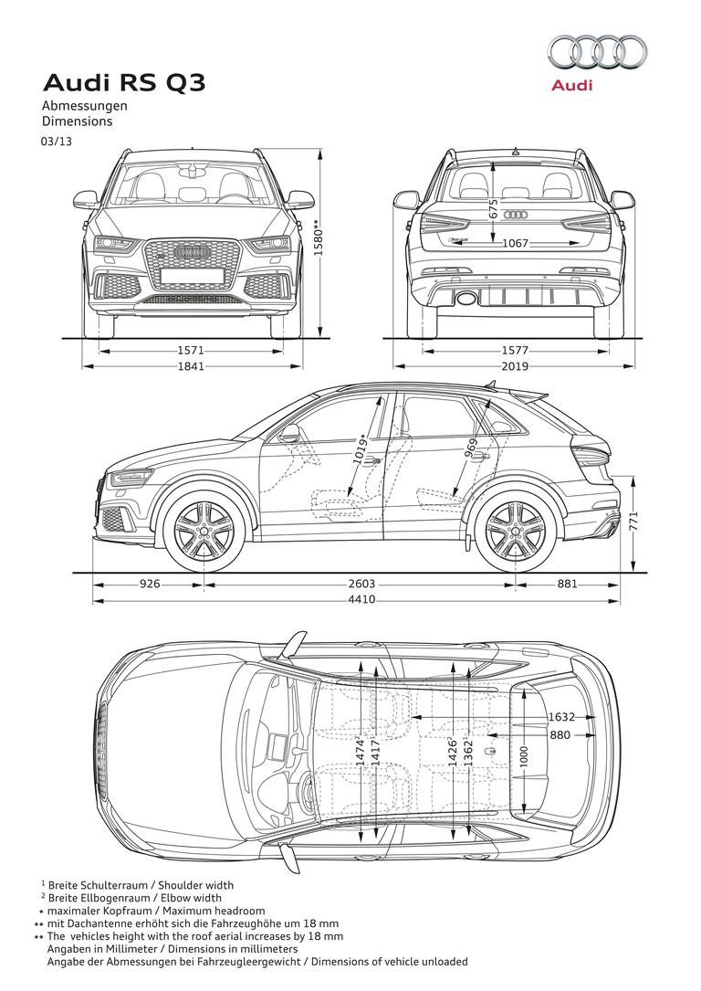 2013 Audi RS Q3 403188