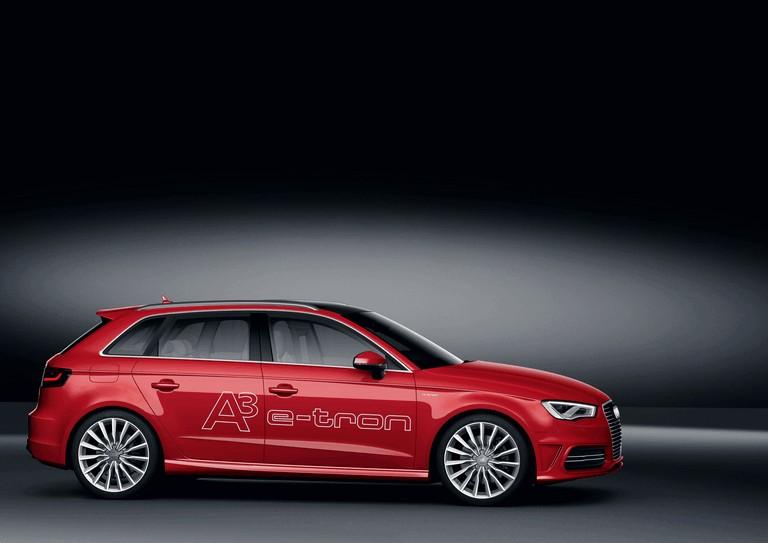 2013 Audi A3 e-tron 375761