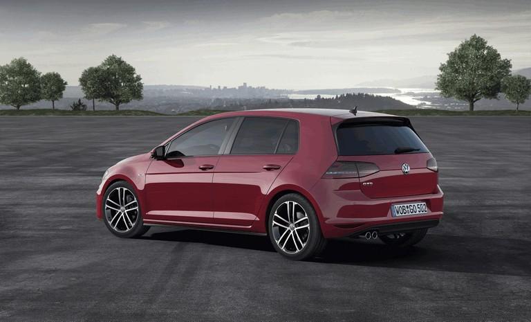 2013 Volkswagen Golf ( VII ) GTD 386772