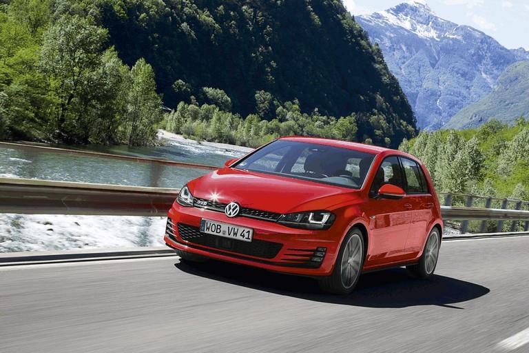 2013 Volkswagen Golf ( VII ) GTD 386781