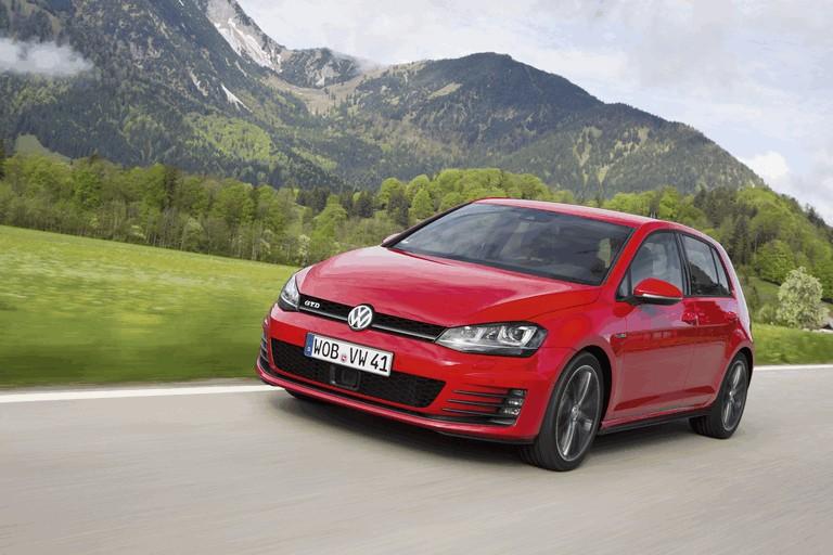 2013 Volkswagen Golf ( VII ) GTD 386782