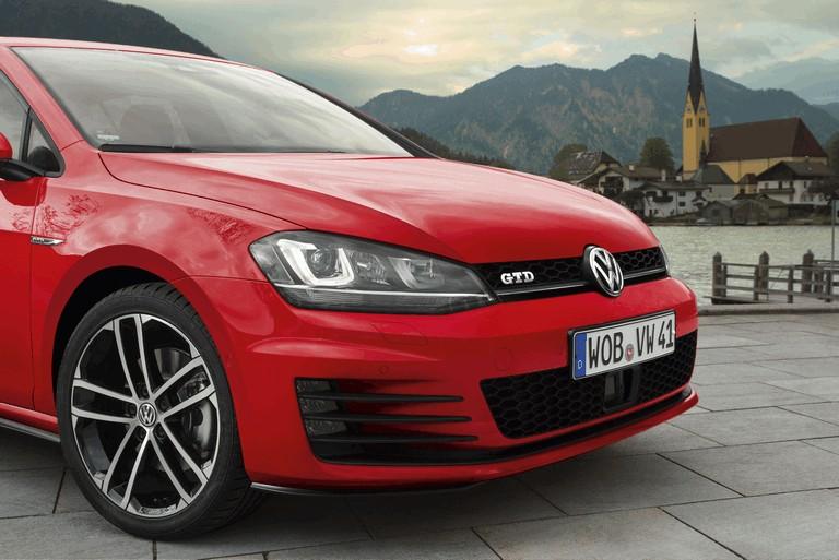 2013 Volkswagen Golf ( VII ) GTD 386787
