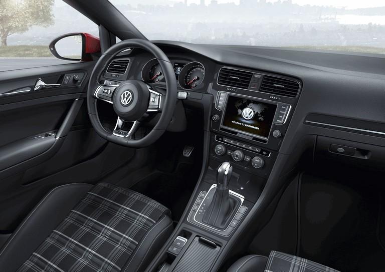 2013 Volkswagen Golf ( VII ) GTD 386791