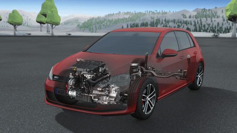 2013 Volkswagen Golf ( VII ) GTD 386794