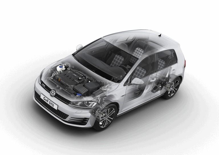 2013 Volkswagen Golf ( VII ) GTD 386798
