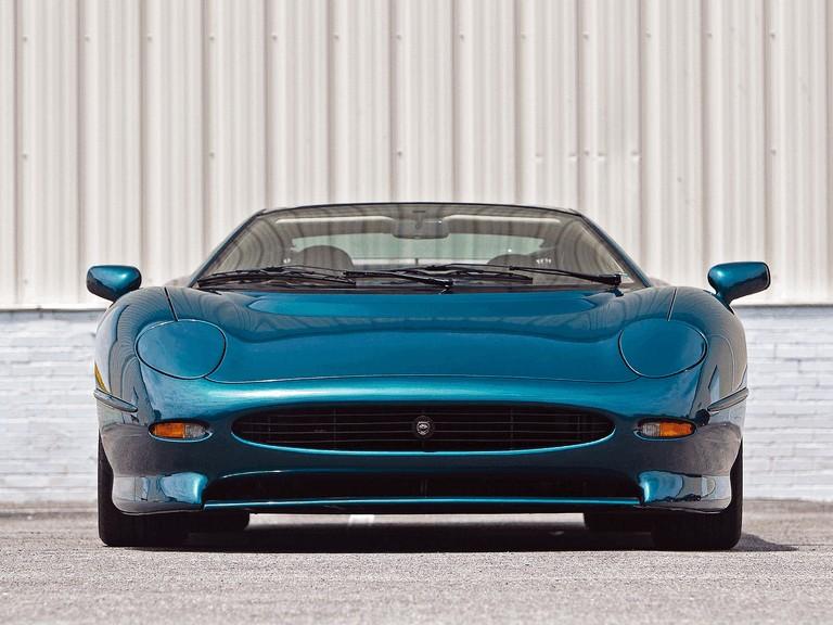 1989 Jaguar XJ220 195550