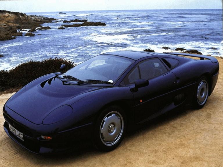 1989 Jaguar XJ220 195564