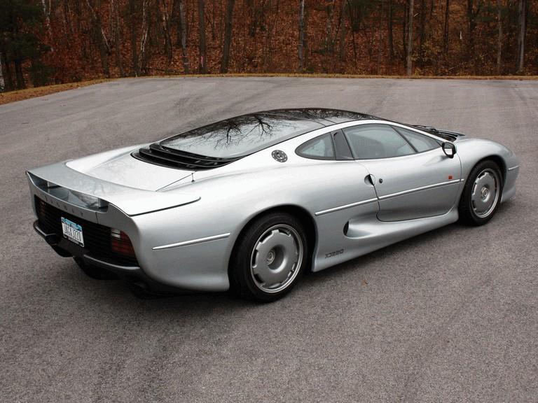 1989 Jaguar XJ220 195570