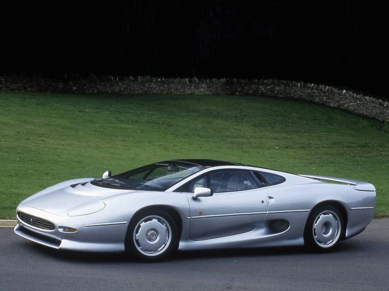 1989 Jaguar XJ220 195582