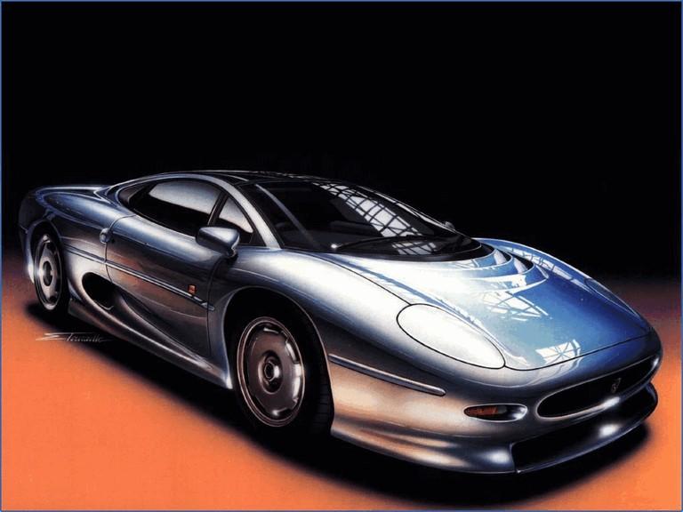 1989 Jaguar XJ220 195592