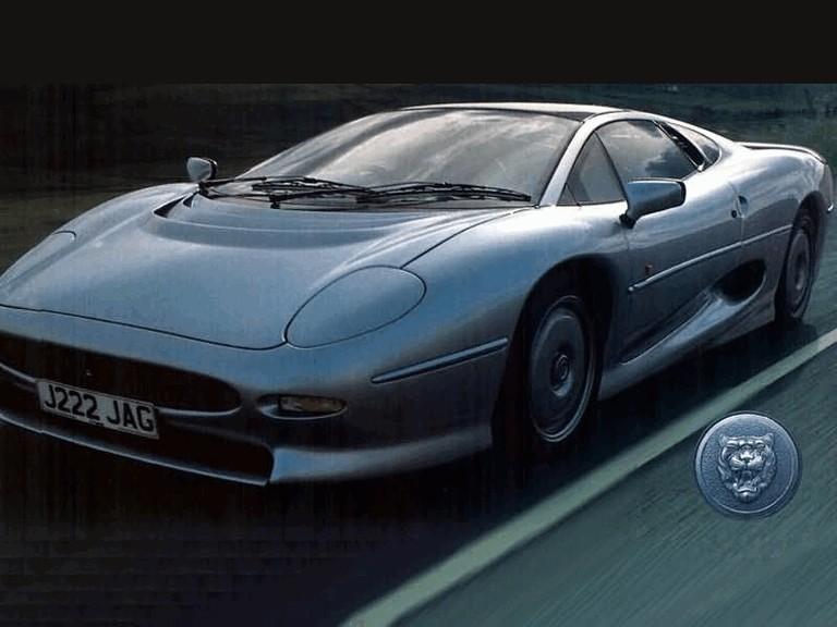 1989 Jaguar XJ220 195593