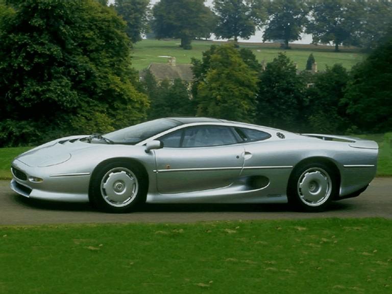 1989 Jaguar XJ220 195597