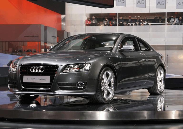 2007 Audi A5 3.2 quattro 216912