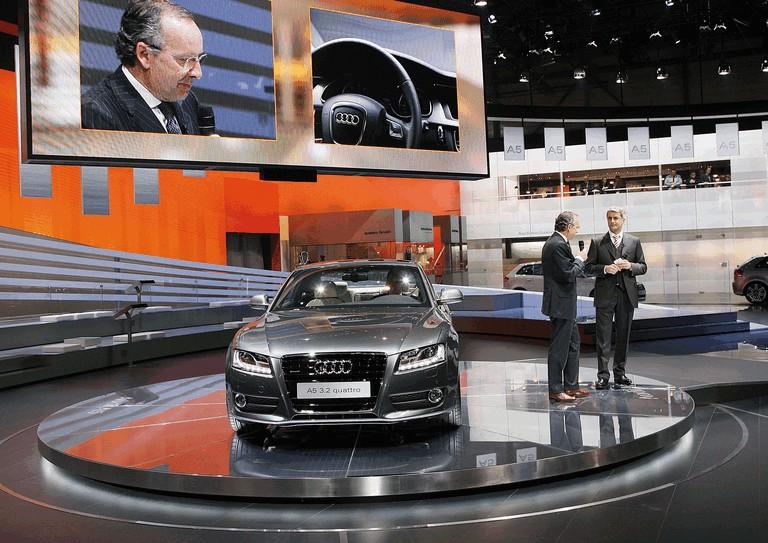 2007 Audi A5 3.2 quattro 216913