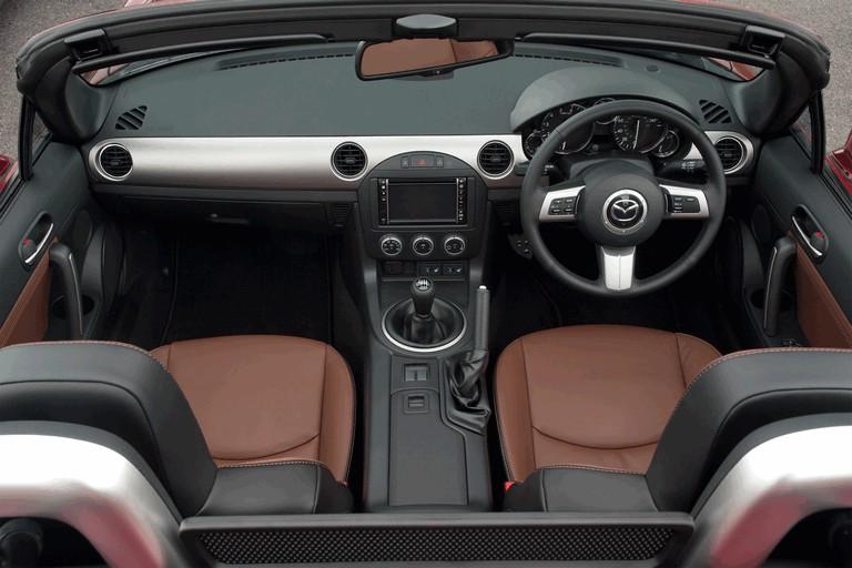 2013 Mazda MX-5 Venture Edition roadster coupé - UK version 375964
