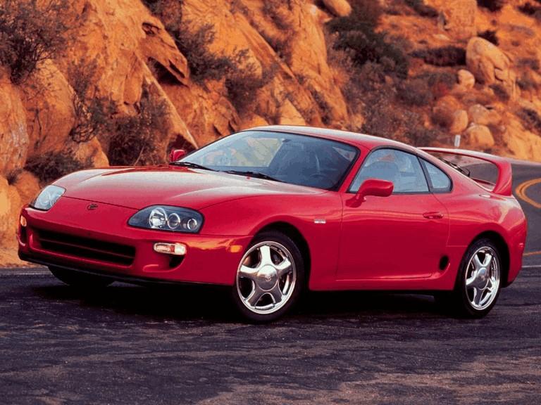 1997 Toyota Supra ( JZA80 ) turbo sport roof 15th Anniversary - USA version 375969