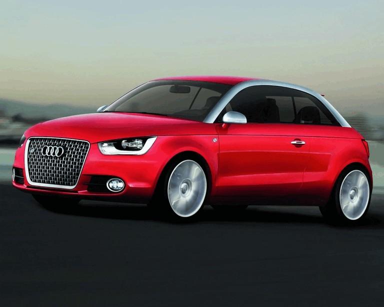 2007 Audi Metroproject quattro 216955