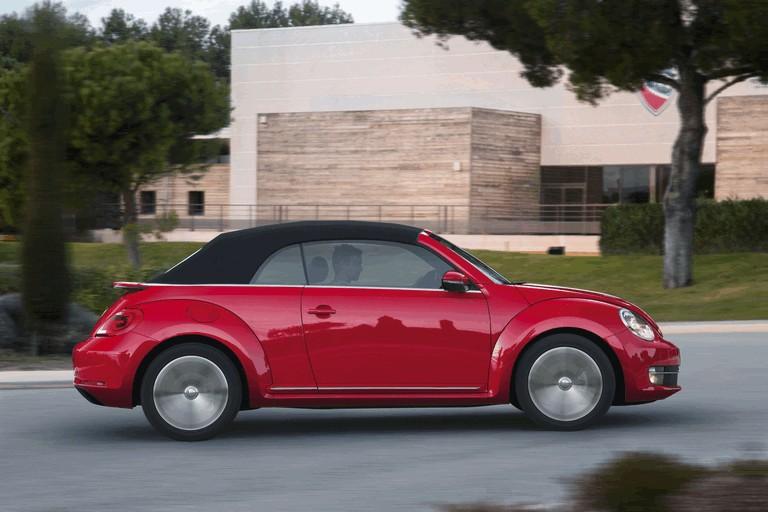 2013 Volkswagen Beetle cabriolet 376782