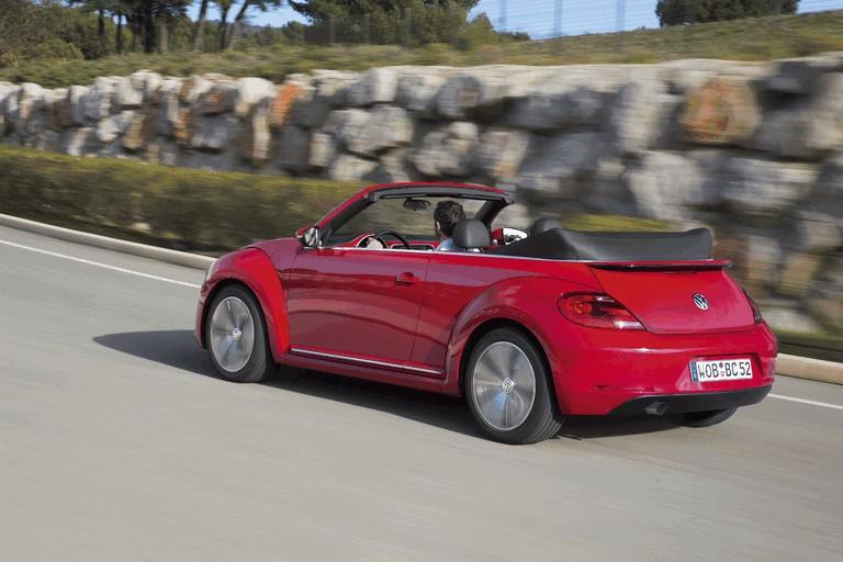 2013 Volkswagen Beetle cabriolet 376783