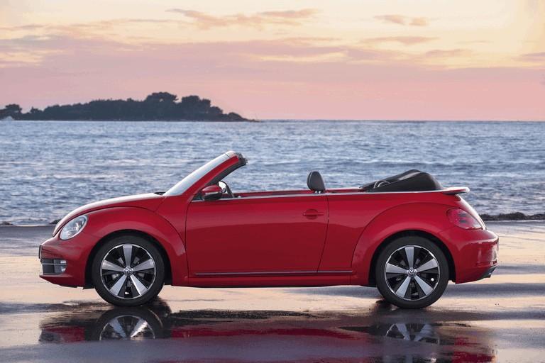 2013 Volkswagen Beetle cabriolet 376788