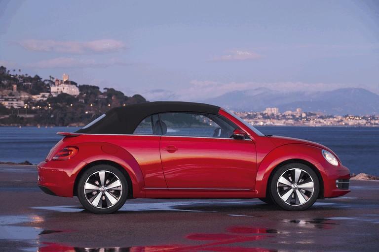 2013 Volkswagen Beetle cabriolet 376791