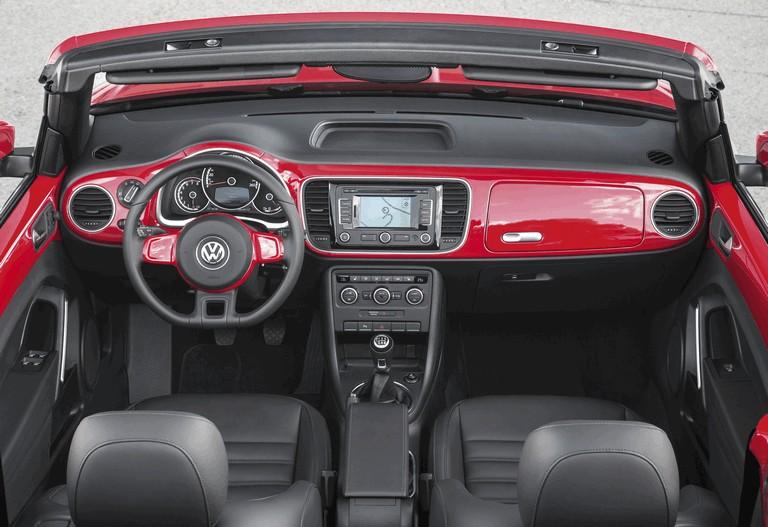 2013 Volkswagen Beetle cabriolet 376799