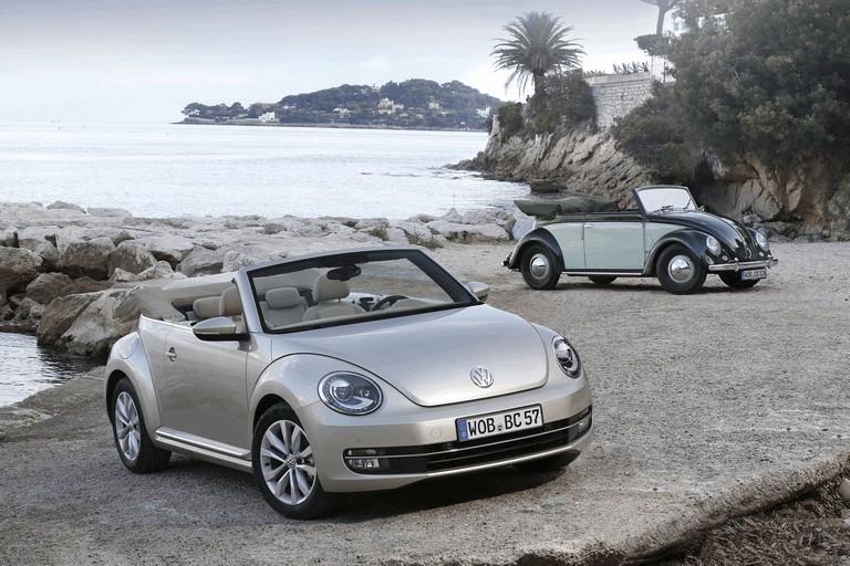 2013 Volkswagen Beetle cabriolet 376803