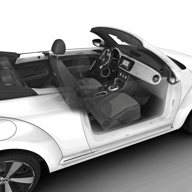 2013 Volkswagen Beetle cabriolet 376811