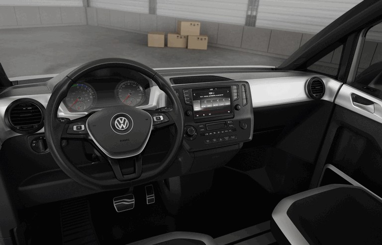 2013 Volkswagen e-Co-Motion concept 377601