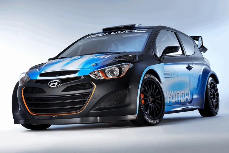 2013 Hyundai i20 WRC evo 377174
