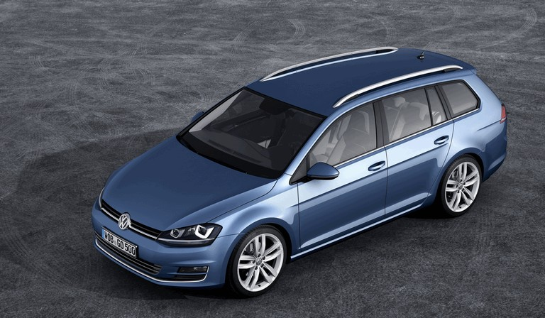 2013 Volkswagen Golf ( VII ) Variant TSI BlueMotion 377229