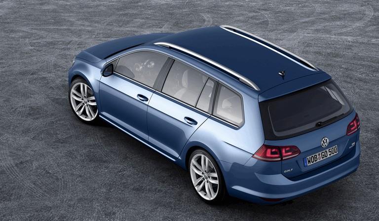 2013 Volkswagen Golf ( VII ) Variant TSI BlueMotion 377230