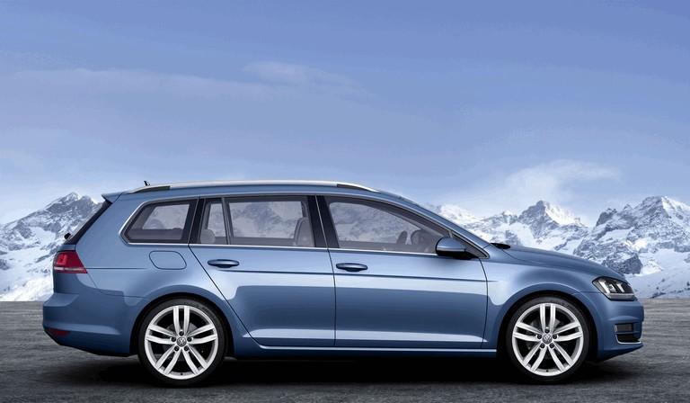 2013 Volkswagen Golf ( VII ) Variant TSI BlueMotion 377233