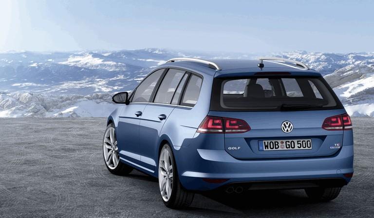 2013 Volkswagen Golf ( VII ) Variant TSI BlueMotion 377234