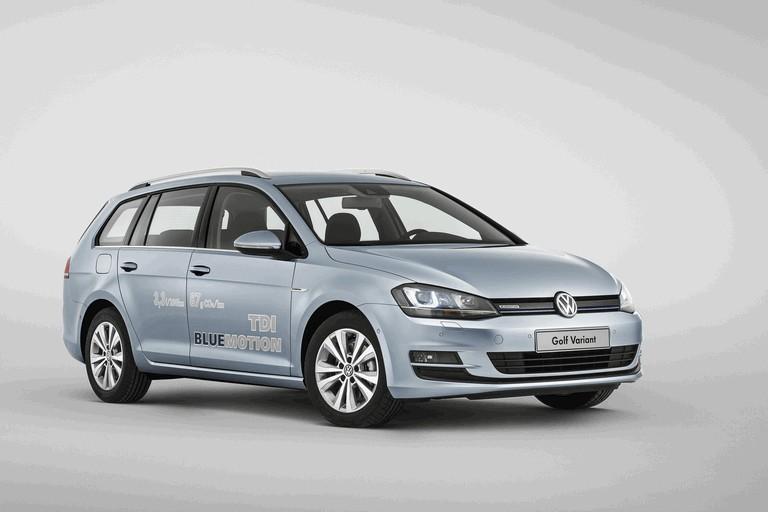 2013 Volkswagen Golf ( VII ) Variant TSI BlueMotion 377238