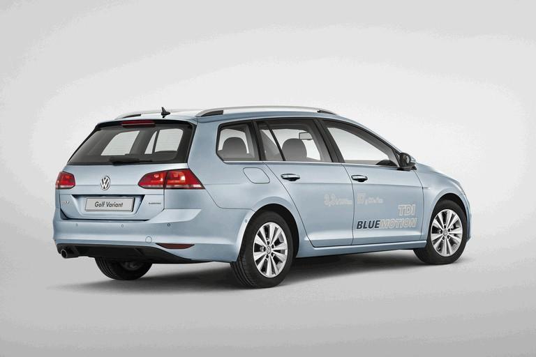 2013 Volkswagen Golf ( VII ) Variant TSI BlueMotion 377240