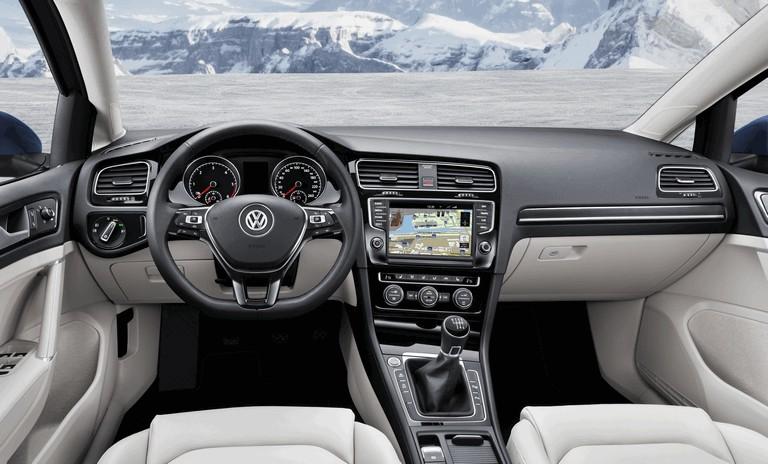 2013 Volkswagen Golf ( VII ) Variant TSI BlueMotion 377243