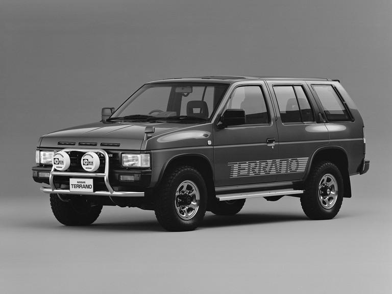 1991 Nissan Terrano 4-door Turbo R3M Selection V ( WBYD21 ) 377465
