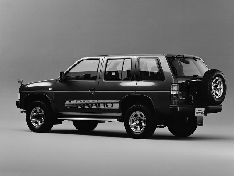 1991 Nissan Terrano 4-door Turbo R3M Selection V ( WBYD21 ) 377466