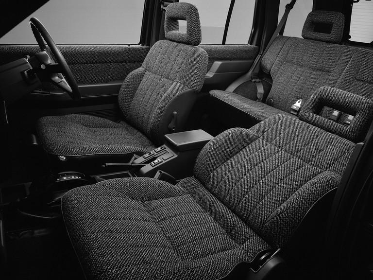 1991 Nissan Terrano 4-door Turbo R3M Selection V ( WBYD21 ) 377467