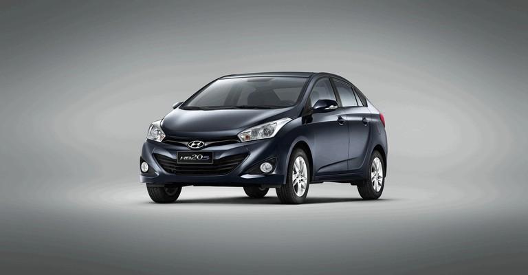 2013 Hyundai HB20S 377654
