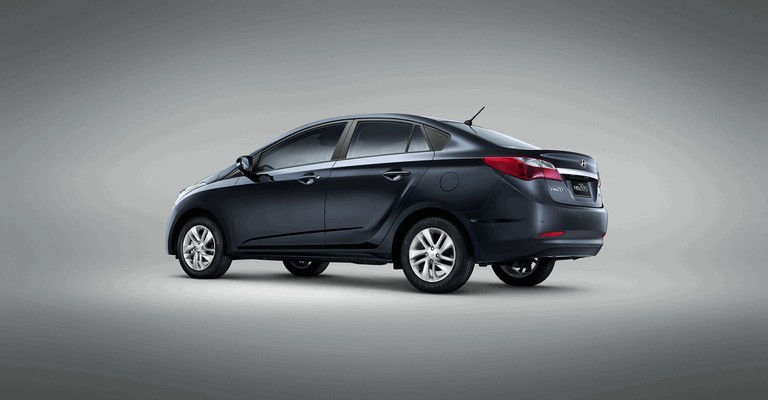 2013 Hyundai HB20S 377655