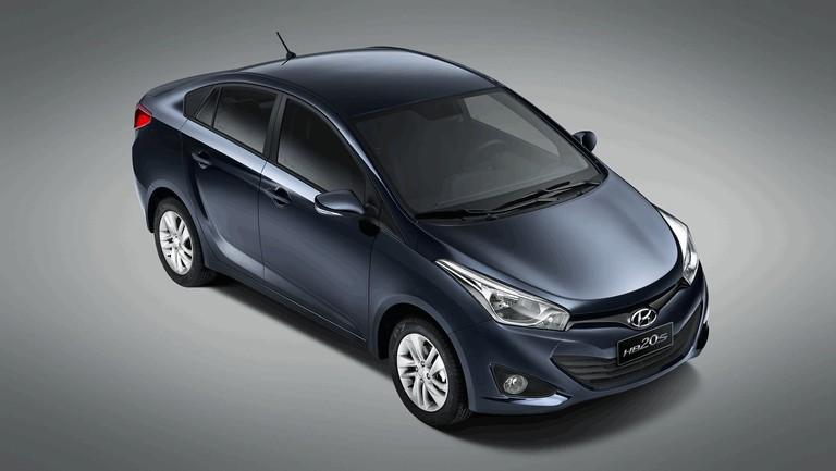 2013 Hyundai HB20S 377656