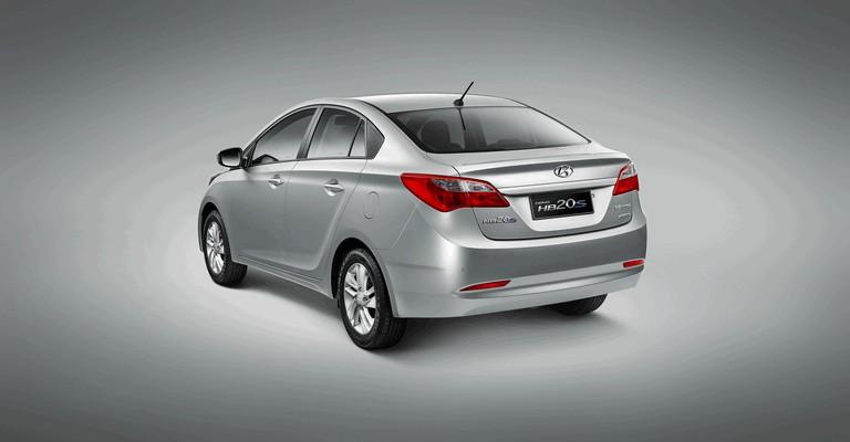 2013 Hyundai HB20S 377659