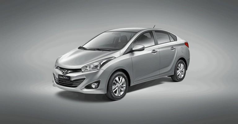 2013 Hyundai HB20S 377660