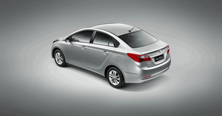 2013 Hyundai HB20S 377662
