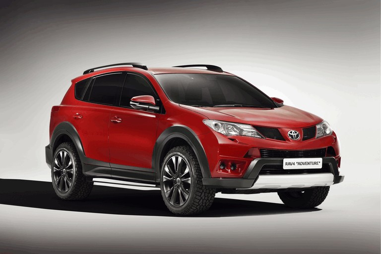 2013 Toyota RAV4 Adventure by Design Studies 378015